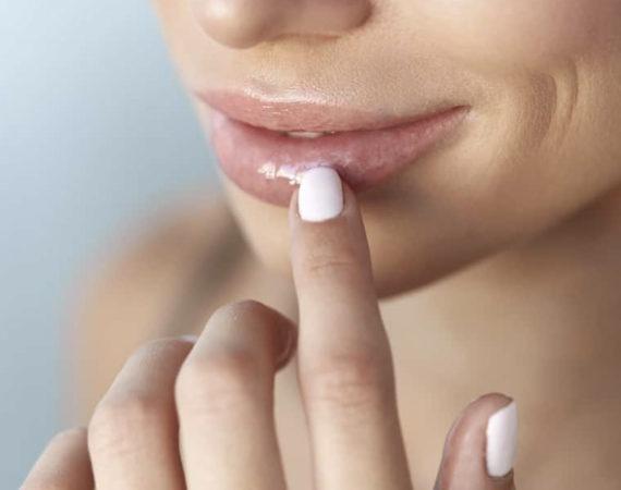 Омолаживающий уход для губ