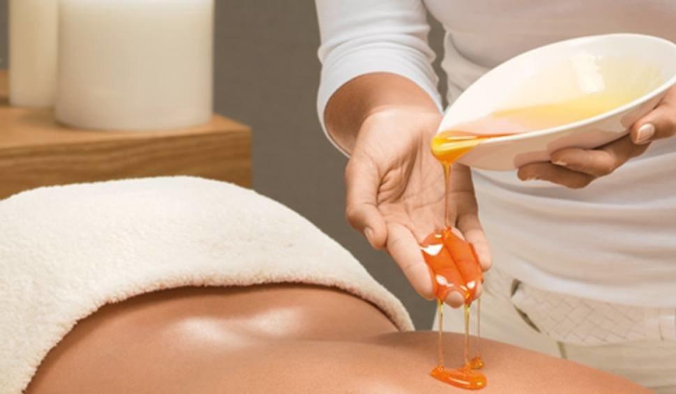 Чем полезен медовый массаж спины?