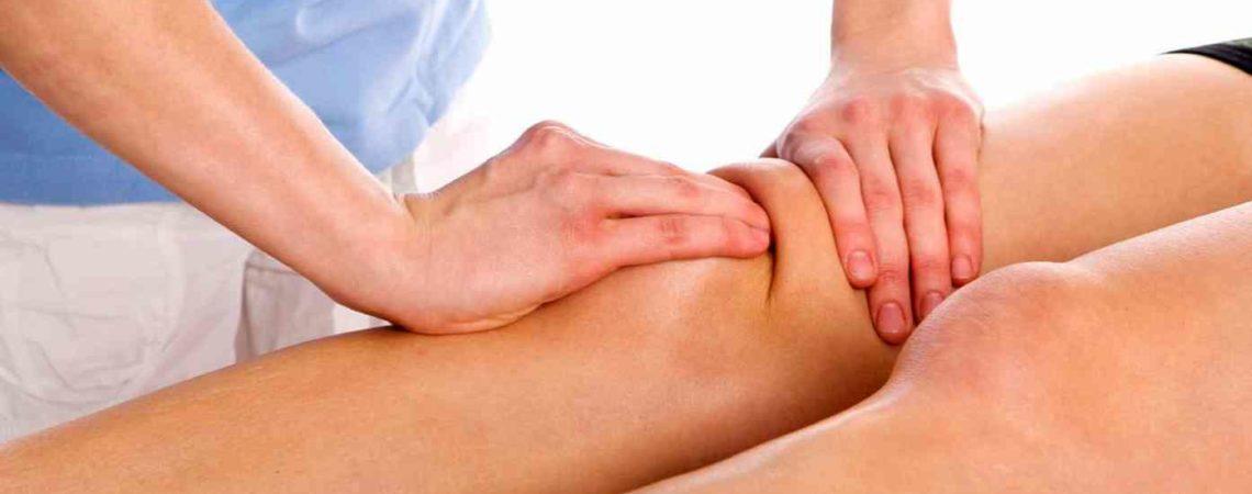 Медовый массаж при артрозе коленного сустава
