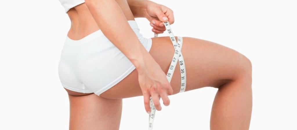 Программа похудения бедер