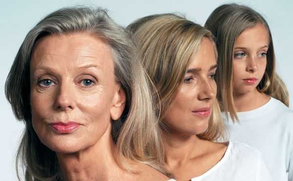 Возрастные изменения кожи в возрасте от 25 до 40 лет