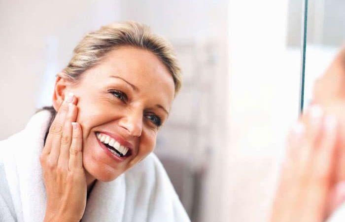Возрастные изменения кожи в возрасте с 40 до 50 лет