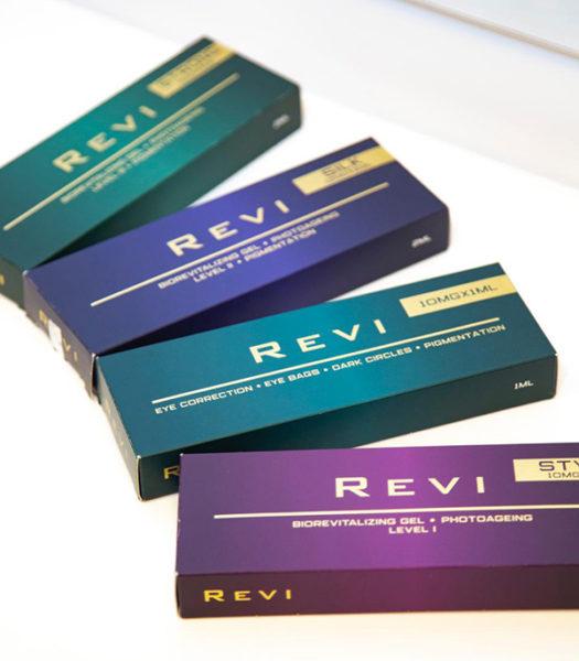 Биоревитализация препаратом Revi