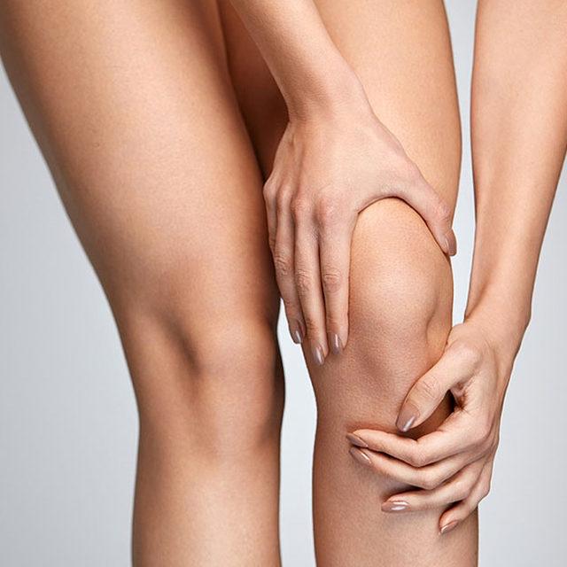 Дряблые колени