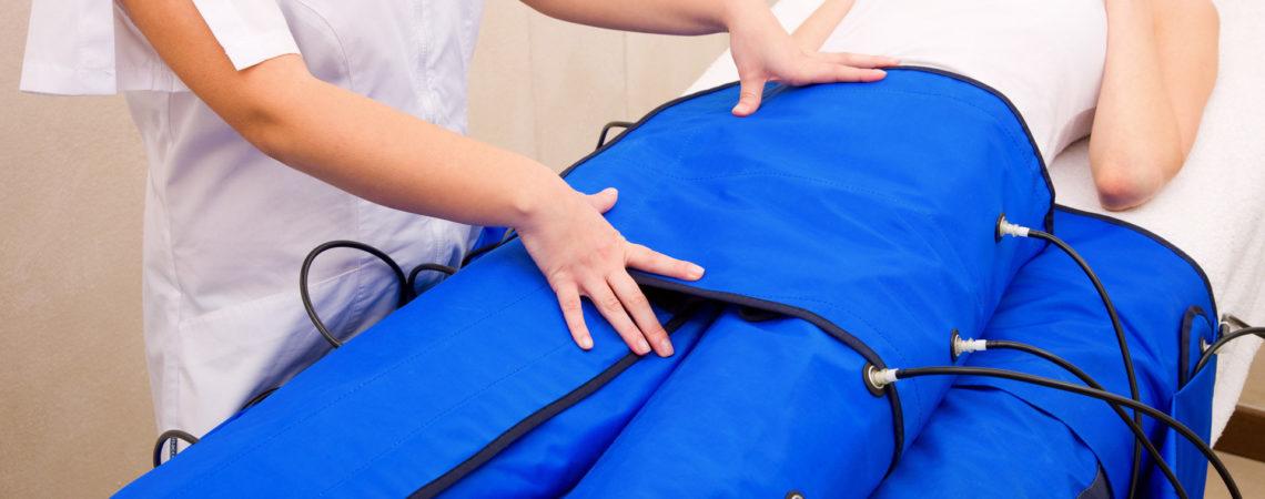 Прессотерапия аппаратный массаж