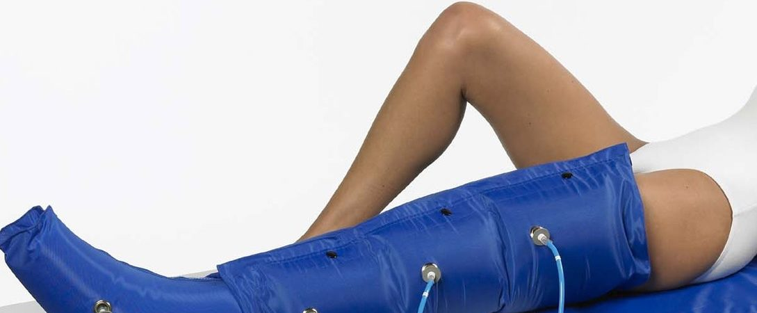 Прессотерапия для ног и живота