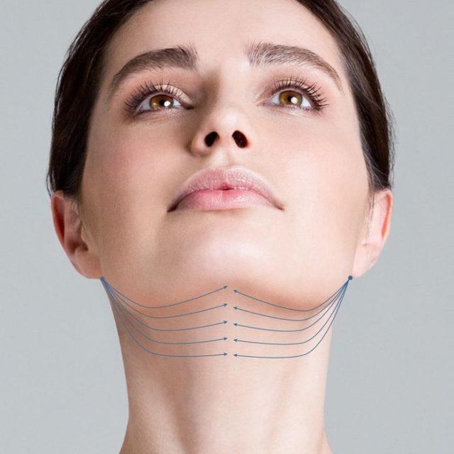 Провисание шеи