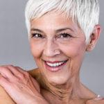 Возрастное проявление морщин