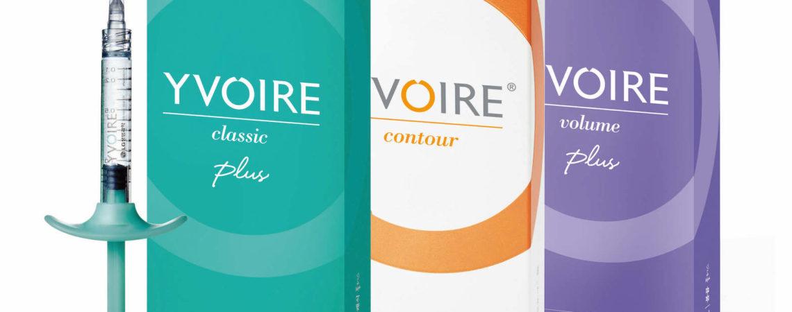 YVOIRE - филлеры пятого поколения на основе гиалуроновой кислоты