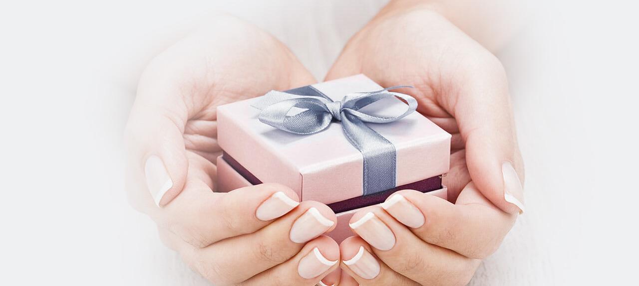 Подарочный сертификат – прекрасный подарок для любого повода!