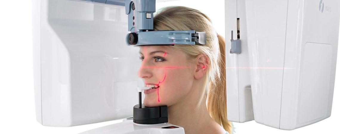Компьютерная томография зубов и полости рта