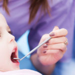 Лечение пульпита молочных зубов