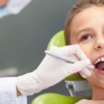 Лечение травм зубов у детей